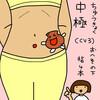 任脈(Ren)3 中極(ちゅうきょく)