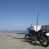 リュック1つで行けるバイク用ロッドとして「アブガルシア クロスフィールド XRFS-935M-MB」を選びました