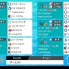 【ガラル☆ルーキーズ使用構築】インテレオン軸ビートダウン【最終24位・最高/最終1819】