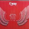 ティーウェイ航空(t'way) 搭乗体験記 ~東京(成田)-済州線~