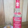 味・ラベル共に強い個性を醸し出す、『エヴァン・ウィリアムス  12年』