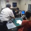 NHKラジオ収録