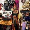 中年男性が表参道のヴィンテージショップ『Sometimes Store』に行く、ありちゃんのナイトガウン展示会に行く、『THE FOUR-EYED』に行く