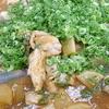 鶏肉と大根のみそ煮