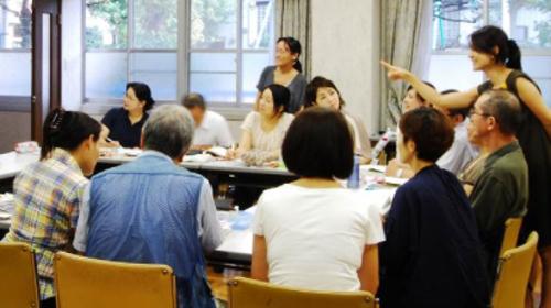 日本語教師プロファイル・中野玲子さんー地域共生社会の実現を目指して
