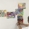 軽度認知機能障害なつめで美術プログラムを実施しました
