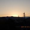 穏やかな年明けの一日
