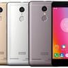 レノボ 4000mAhバッテリー搭載の5.0型Androidスマホ「Vibe K6 Power」を発表 スペックまとめ
