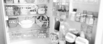 【キッチン収納を公開】調味料と粉もので埋まる冷蔵庫は課題が山積み