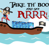 Talk Like a Pirate, Ahoy! with Background Sound