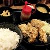 情熱のすためしどんどん秋葉原店で唐揚げ定食。