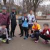"""RunField 水曜午前練 インターバル 1km×8+200m 6'30""""回し"""