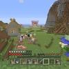 マイクラで羊牧場を移動させたよー!