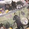 【ボードゲーム】Scyhe拡張版:Invaders from Afar(彼方からの侵略者)には猿&侍が居る!〈Scythe:大鎌戦役〉ファーストレビュー後編