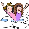 私が飛行機に乗るとき、必ず持ち込む便利!アイテム