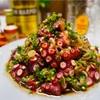 【レシピ】薬味たっぷり♬タコの柚子胡椒ポン酢♬