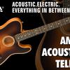フェンダー、American Acoustasonic Telecasterに新モデル発売。希少材使用の高級感あふれる一本!