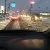 L.A.の雨と東京の雪