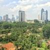 強い潜在力を持つ大都市 ジャカルタ