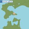 午後6時54分頃に北海道の渡島地方東部で地震が起きたかとねち。
