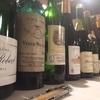 軽井沢で古酒ワイン会。