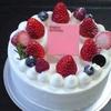 1月バースデーケーキ