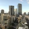 sequence MIYASHITA PARK ホテル ② 眺望