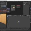 Blender2.8で各頂点のウェイトを合計1.0になるよう正規化する