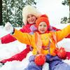 雪遊びの子供服