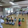 社会貢献として、少林寺拳法健康プログラムを宣伝しました。