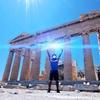 ギリシア -ローマからギリシアの首都アテネへ-