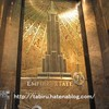 【ニューヨーク】【ミドルタウン】エンパイアステートビルディング Empire State Building ・34丁目 夜景を見に行ってきました