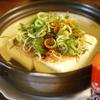 今日も湯豆腐に一味唐辛子をぱらりと振り辛子をぺたりと塗る