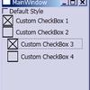 WPF版チェックボックスのボックス部分をカスタマイズしてみた