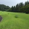 今日は、ゴルフコンペでした。