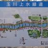 【ウォーキング1】玉川上水をのんびりお散歩とランチ 久我山〜井の頭公園