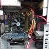【VLOG】自作パソコン 起動時に電源が切れる&ブルーバック