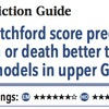 ACPJC:Clinical Prediction Guide Glasgow Blatchfordスコアは他の4つのスコアよりも上部消化管出血患者で死亡や介入を予測する