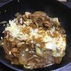 チーズダッカルビと回鍋肉