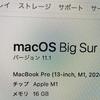 Apple M1が気になりまして(あっ・・・)