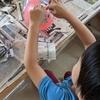 【5歳】誕生日プレゼントはピニャータにしました【1日で完成!】