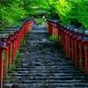 京都・貴船 - 新緑の貴船神社 Special Ver.