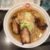 まるぎん本舗(豊橋市)鯵豚そば 850円