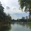 ルンピニ公園のフードコートで絶品朝ごはん!ホテルの朝食をやめてタイのローカルグルメを味わう