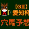 【GⅢ】愛知杯◎ウラヌスチャーム的中