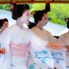 京都・宮川町 - 祇園祭*花傘巡行 コンチキ踊り