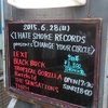 アイラブアイヘイト『I HATE SMOKE RECORDS presents 「CHANGE YOUR CIRCLE」』at 下北沢SHELTER 感想
