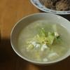 キャベツの鶏ガラスープ、ひじきの煮物のアレンジレシピ