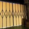 ジャバラカーテン【倉庫や工場の出入り口として】