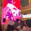 コヤン市のショッピングモールでアイドルに遭遇したよ